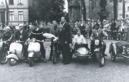 Royal Auto Moto Club Eupen Juni 1926